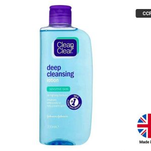Clean and Clear Deep Cleansing Lotion 200ml