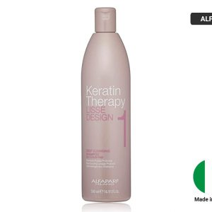 ALFAPARF Keratin Therapy Lisse Design Cleansing Shampoo 500ml