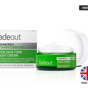FADE OUT Vitamin Enriched Night Cream