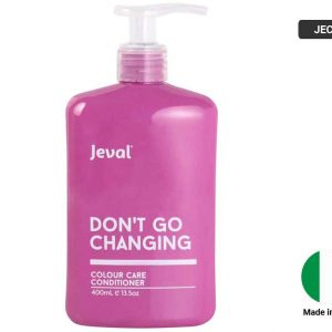 Jeval Don't Go Changing Colour Care Conditioner